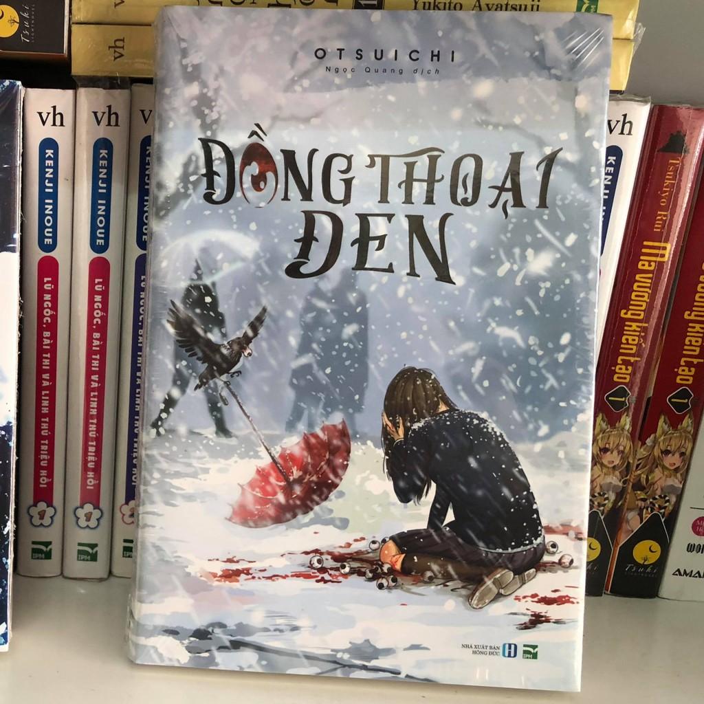 Sách - Light Novel Đồng Thoại Đen