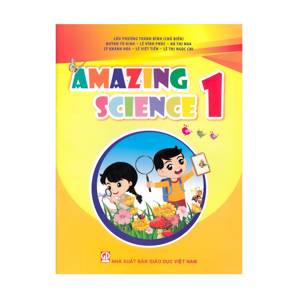 Sách - Amazing Science 1