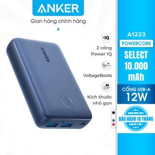 Pin sạc dự phòng ANKER PowerCore Select 10000mAh – A1223
