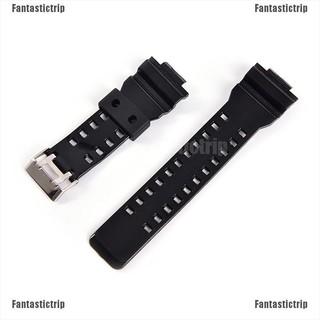 Dây đeo đồng hồ bằng silicon thể thao cho nam