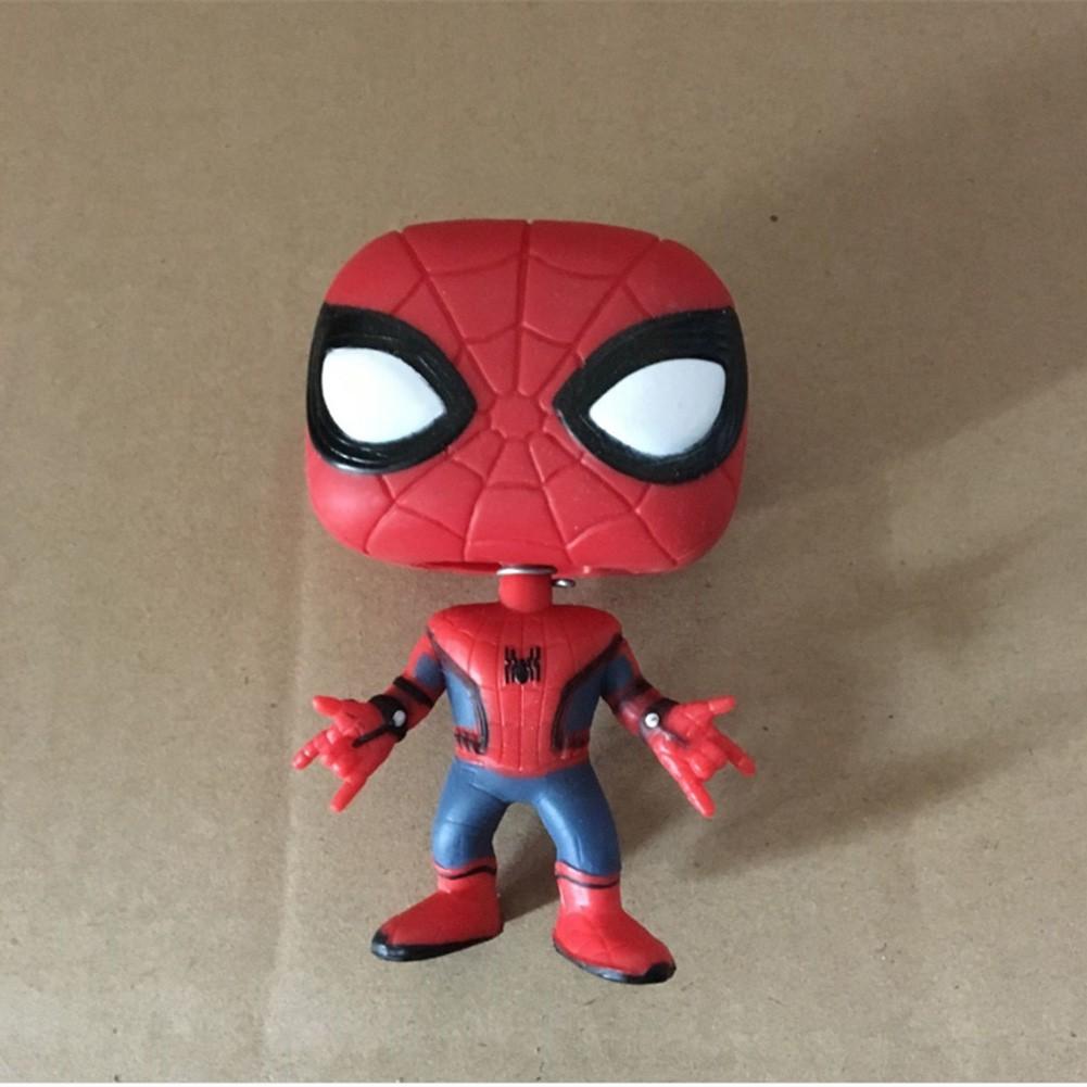 Đồ chơi mô hình nhân vật người nhện