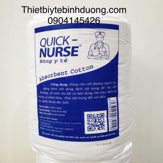 Bông gòn QUICK NURSE y tế 1kg-500gr thumbnail