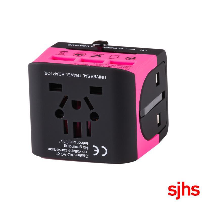 Spot hot saleUniversal conversion plug universal Hong Kong version British standard Japanese European standard Thai trav