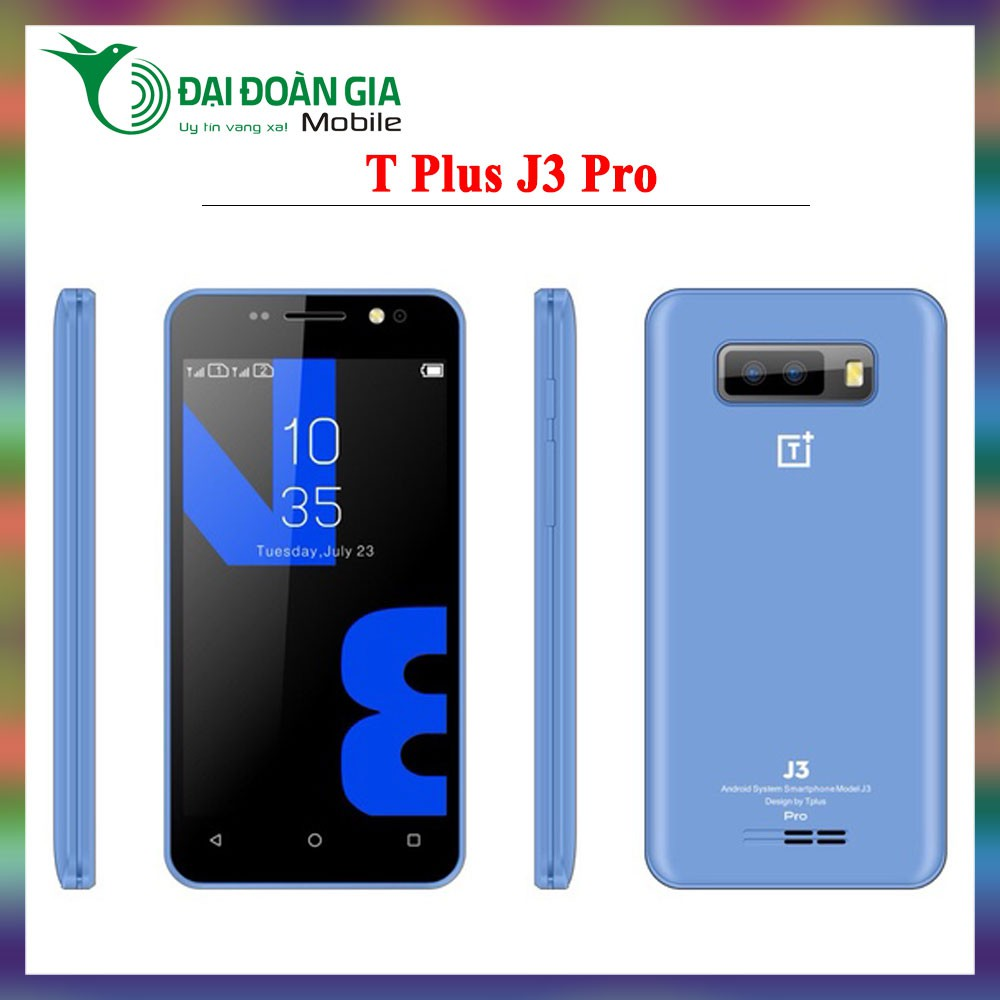 Điện thoại thông minh T plus J3 Pro - Chinh phục thử thách - 3519234 , 1194063163 , 322_1194063163 , 1186670 , Dien-thoai-thong-minh-T-plus-J3-Pro-Chinh-phuc-thu-thach-322_1194063163 , shopee.vn , Điện thoại thông minh T plus J3 Pro - Chinh phục thử thách