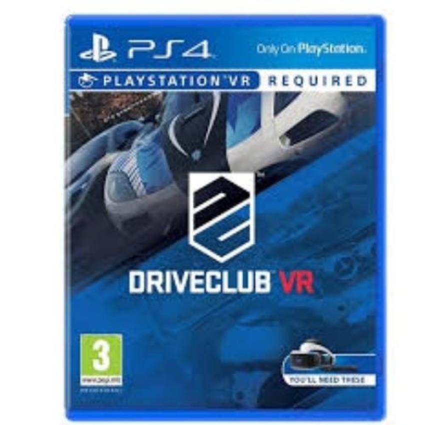 Đĩa Game Driverclub VR dành cho Playstaion VR-PS4