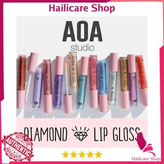 [Nhập Mỹ] Son bóng AOA Diamond Lip Gloss Glam Hard Candy GRL PWR Pixie Posh thumbnail