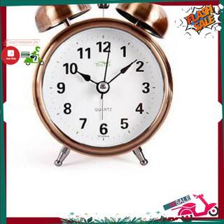 Đồng hồ báo thức để bàn cao cấp History Alarm
