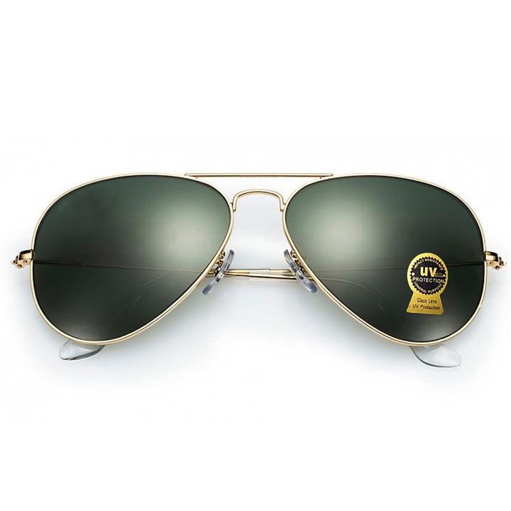 [COMBO 4 MÓN] kính mắt thời trang chống UV 400 Dây lưng Đồng hồ nam Sandas tặng ví da ,