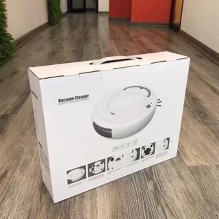 Robot hút bụi Bowai thông minh thế hệ mới (3in1)