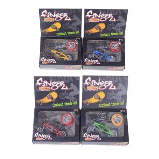 Mini Finger BMX Bicycle Flick Trix Finger Bikes Toys Gadgets Novelty Gag Toys