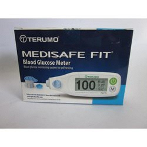 Máy Đo Đường Huyết Terumo Medisafe Fit