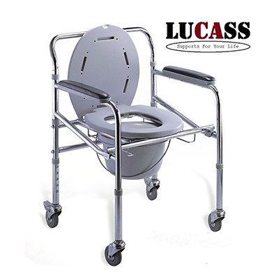 Ghế bô có bánh xe Lucass GK-96