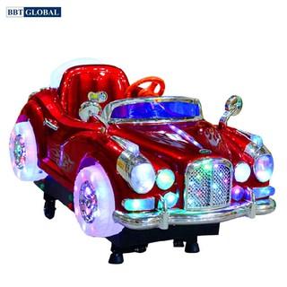 Đồ chơi nhún điện cho bé hình ô tô BBT Global NDNK-1009 thumbnail