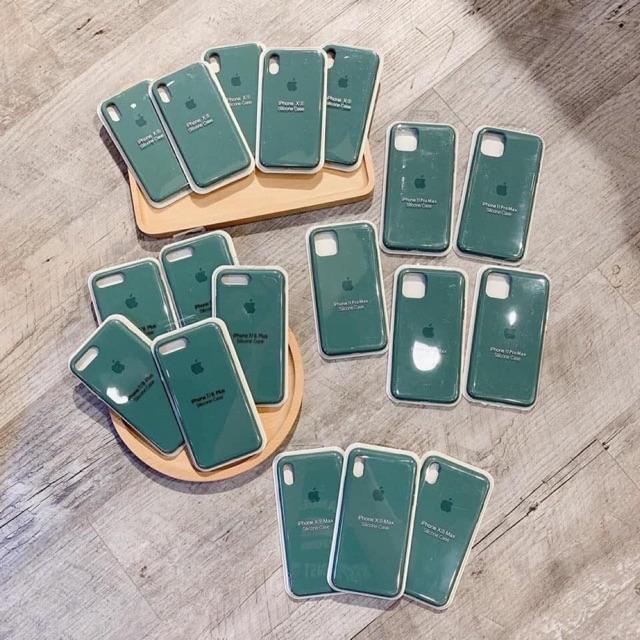 Ốp iphone - Ốp lưng Chống Bẩn Logo Táo 6/6s/6plus/6s plus/7/8/7plus/8plus/x/xs/xs max/11/11pro/11pr