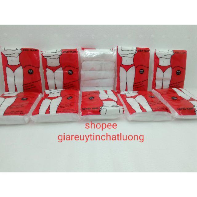Sỉ Combo 10 gói quần lót giấy ( 10 gói 50 cái quần )