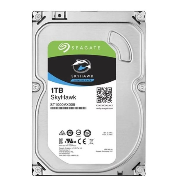 Hard Disk 1Tb ®Segate Skyhawks รับประกัน3ปี Synnex
