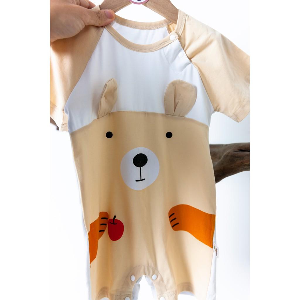 Bodysuit cotton cho bé mẫu mới nhất