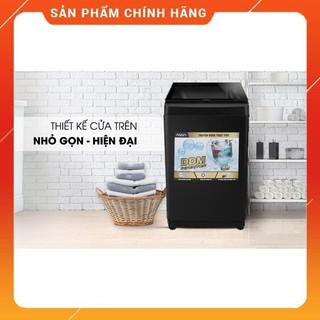 [ VẬN CHUYỂN MIỄN PHÍ KHU VỰC HÀ NỘI ] Máy giặt Aqua cửa trên 9kg ( bạc ) AQW-D90CT.S - [ Bmart247 ]