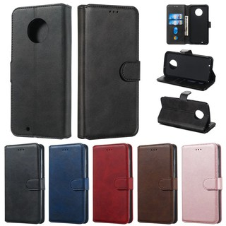 PU Wallet Leather Flip Case For Motorola Moto G6 2018 G6 Z4 pl