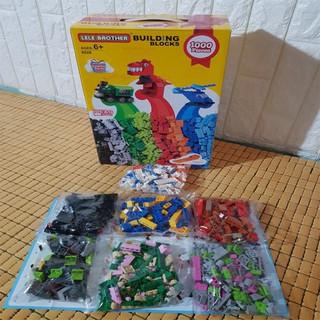[Mã TOYDEC giảm 10% tối đa 15K đơn từ 50K] LEGO 1000 MẢNH CHI TIẾT (MÀU VÀNG)