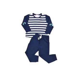 Bộ đồ thun tay dài quần dài WINNY- 8WBC-B0033C