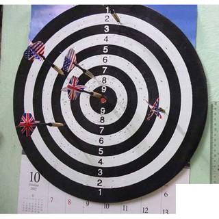 Bảng phóng phi tiêu 30cm cho người dùng có thể dễ dàng phóng và ghi phi tiêu vào bảng điểm của bạn LP60010
