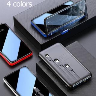 """Sạc dự phòng 10.000 mAh kèm cáp sạc đa năng cho Iphone/Micro USB/Type-C có màn hình LED giá chỉ còn <strong class=""""price"""">16.020.000.000đ</strong>"""