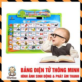 Bảng học điện tử thông minh 11 chủ đề Anh – Việt cho bé