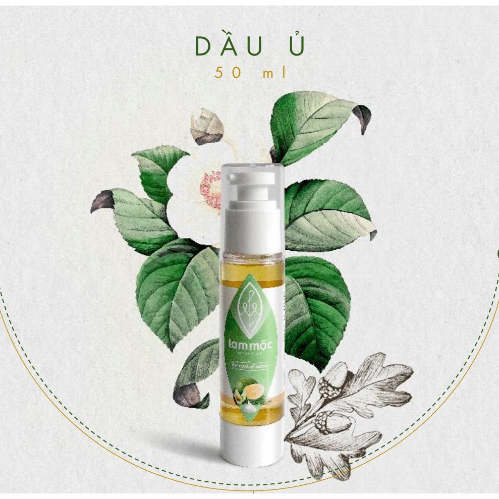 Dầu Ủ LAM MỘC - Chai 50ml | Shopee Việt Nam
