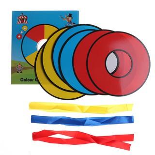 Specialhour Paper Bag Color Changing Magic CD Close Up Magic Props Stage Street Magic Trick