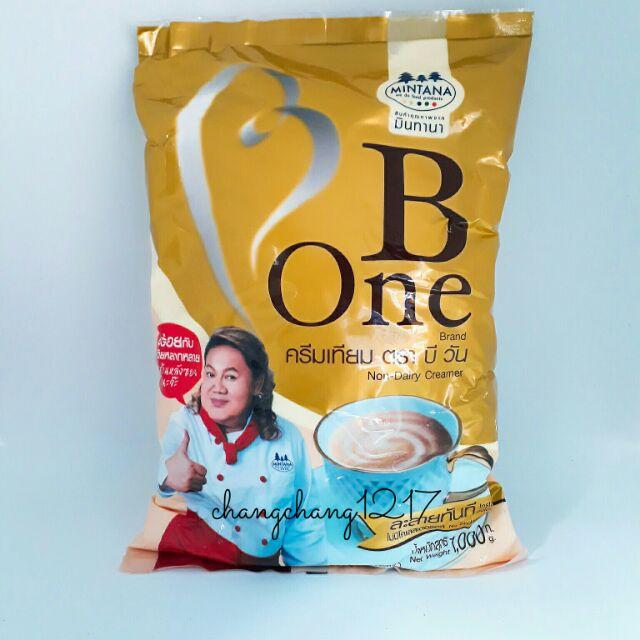 Bột Kem Béo Pha Trà Sữa Thái Lan B One Bone 1kg