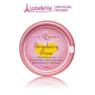 Sửa rửa mặt hương dâu ARWIN Amino Acid Cleansing Foam Strawberry 100ml thumbnail
