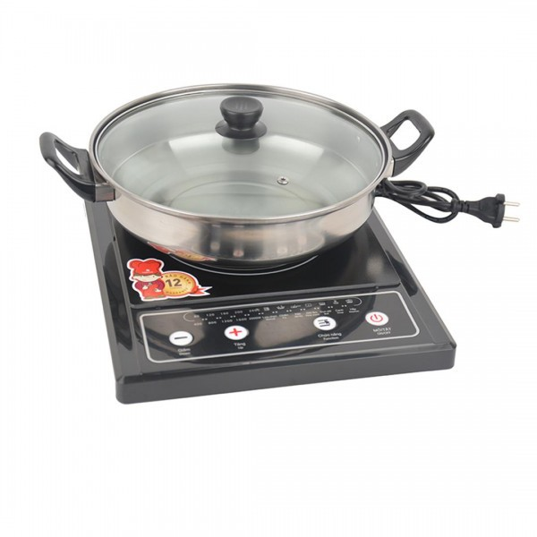 Bếp điện từ điều khiển cơ Happy Cook HC-2101
