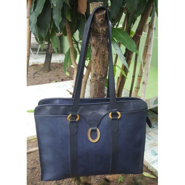 กระเป๋า Dior tote vintage