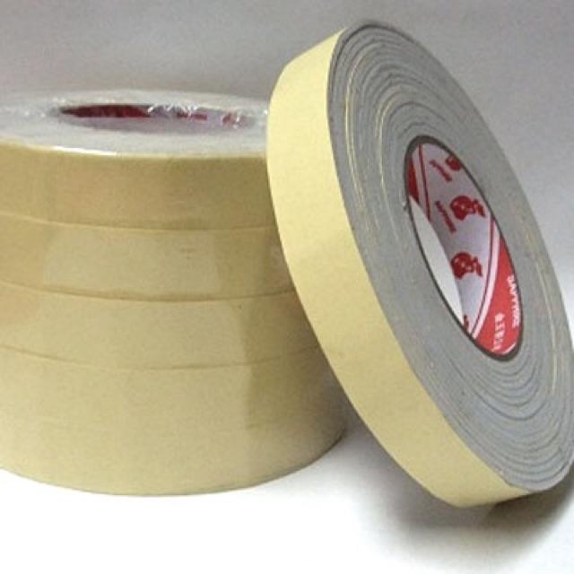 1 cây băng keo xốp 2 mặt vàng | Shopee Việt Nam