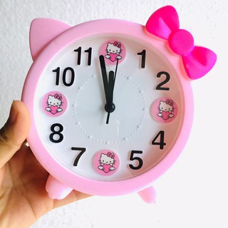 Đồng hồ báo thức để bàn 3162 ( hồng)