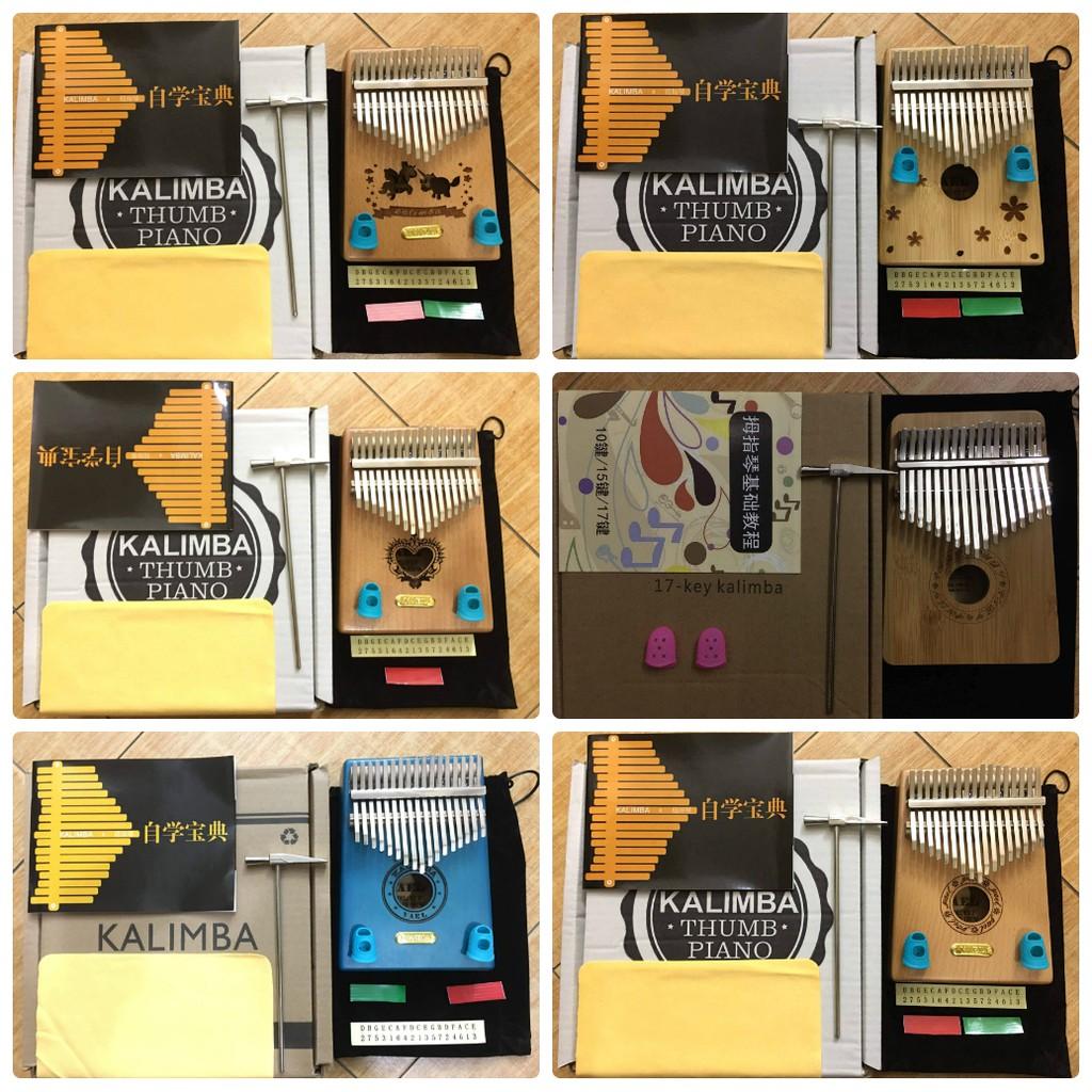 ( RẺ BẤT NGỜ ) Đàn Kalimba Thumb Piano cao cấp full phụ kiện - 3511624 , 1347532257 , 322_1347532257 , 1029000 , -RE-BAT-NGO-Dan-Kalimba-Thumb-Piano-cao-cap-full-phu-kien-322_1347532257 , shopee.vn , ( RẺ BẤT NGỜ ) Đàn Kalimba Thumb Piano cao cấp full phụ kiện