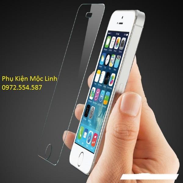 Kính Cường Lực Iphone 5 5s 5se