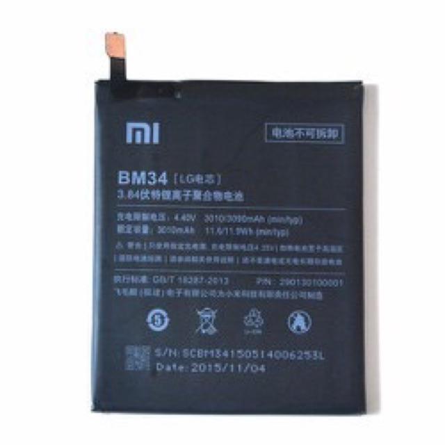 Pin Xiaomi Mi Note Pro BM34