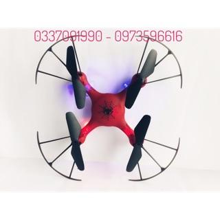 MÁY BAY ĐIỀU KHIỂN TỪ XA SPIDER – MAN ( tặng kèm pin )