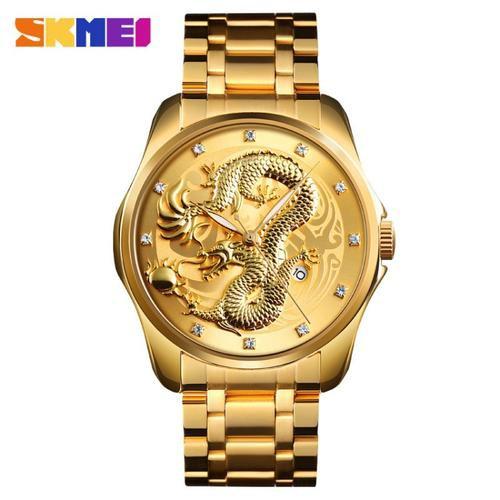 Đồng hồ nam SKMEI 9193 chính hãng thiết kế tỉ mỉ