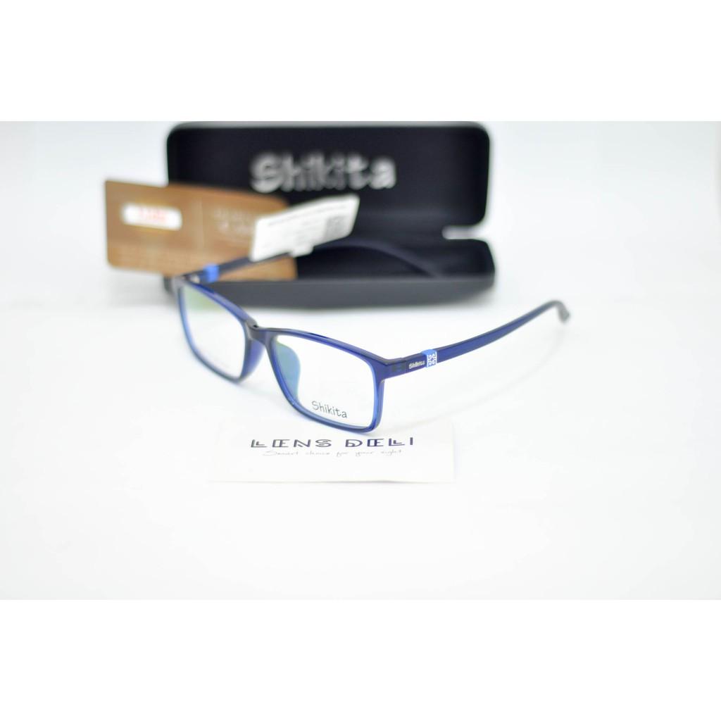 Bộ kính nhựa dẻo TR90 chính hãng Nhật Shikita