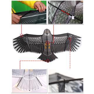 Diều Đồ Chơi Hình Chim Đại Bàng 3d 180x80cm