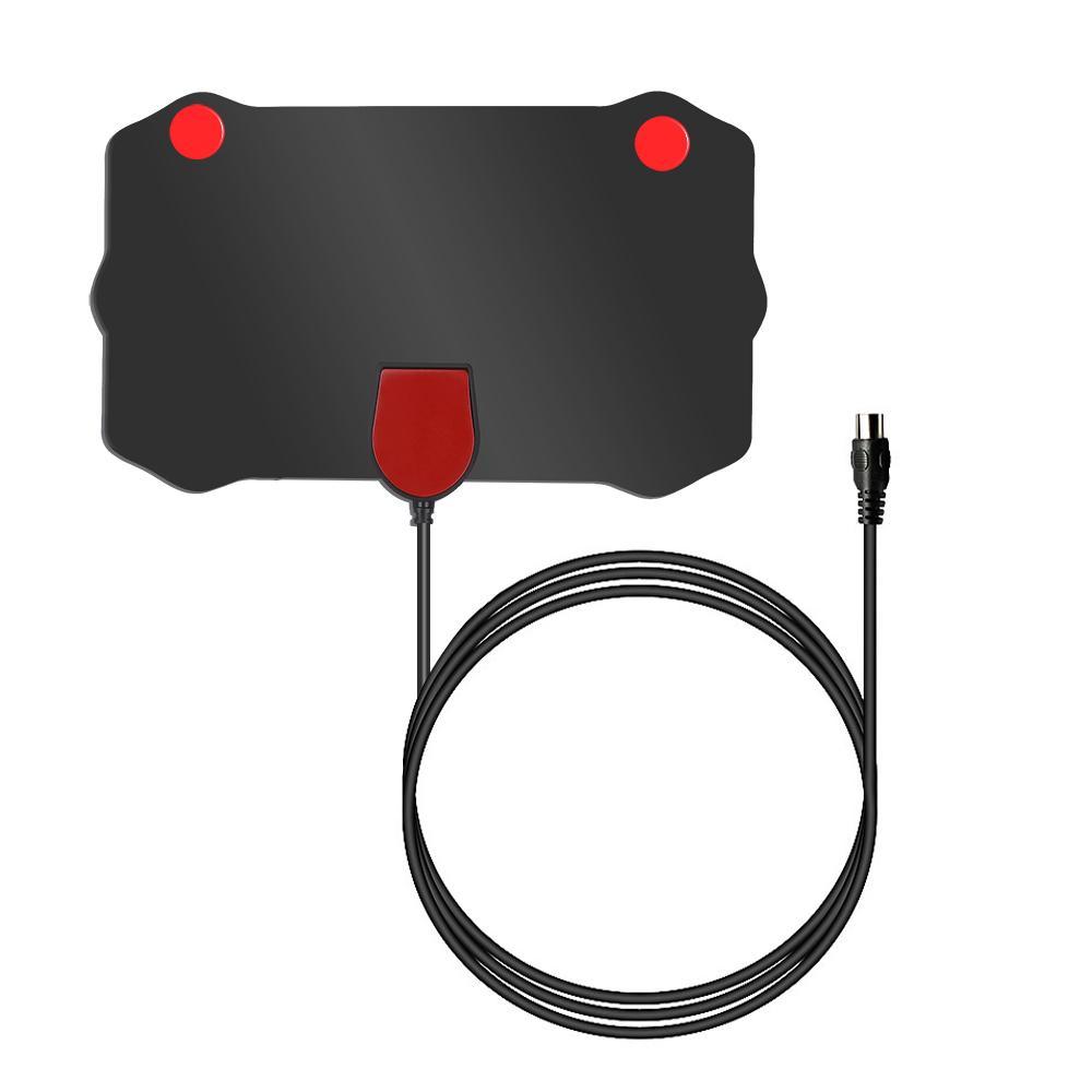 Ăng ten kỹ thuật số cho 4K HDTV 1080p cho thiết bị nhận sóng VHF UHF DVB-T DVB-T2