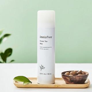 XỊT KHOÁNG INNISFREE TRÀ XANH - Innisfree Green Tea Mineral Mist
