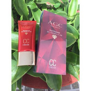 Kem nền AGC Red Diamond siêu che khuyết điểm Hàn Quốc tông c21 thumbnail