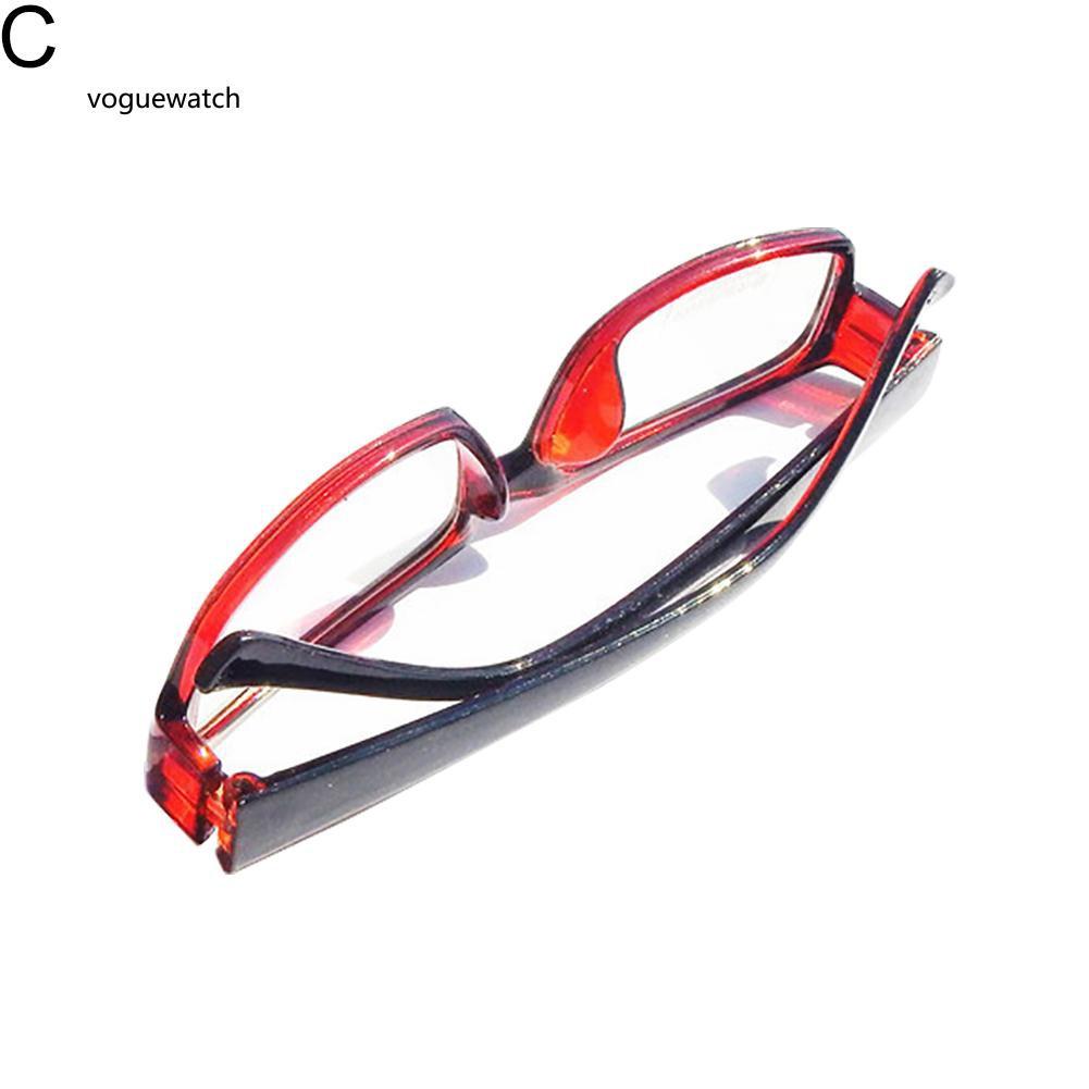 VGWT_Square Frame Anti Blue Light Glasses Anti Eyestrain Computer GameEyeglasses