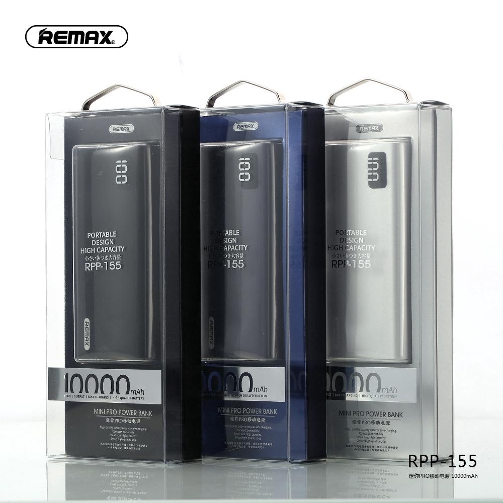 Pin dự phòng REMAX rpp-155 10000mAh