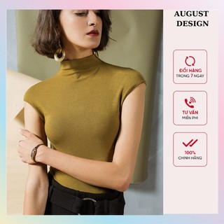 Áo len không tay thời trang HÀN QUỐC BY AUGUST DESIGN thumbnail
