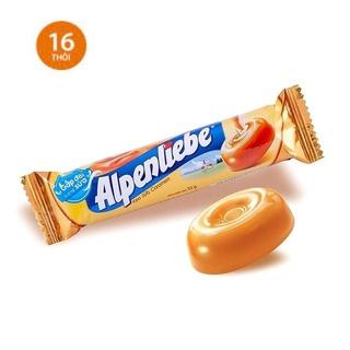 Kẹo Alpenliebe Caramel thỏi / gói 40 viên